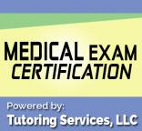 Medical Exam Certification