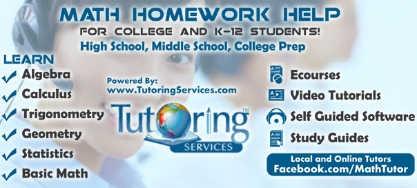 Maths homework help secondary school