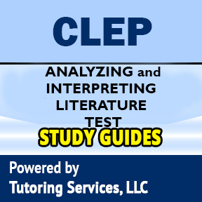 CLEP Analyzing and Interpreting Literature